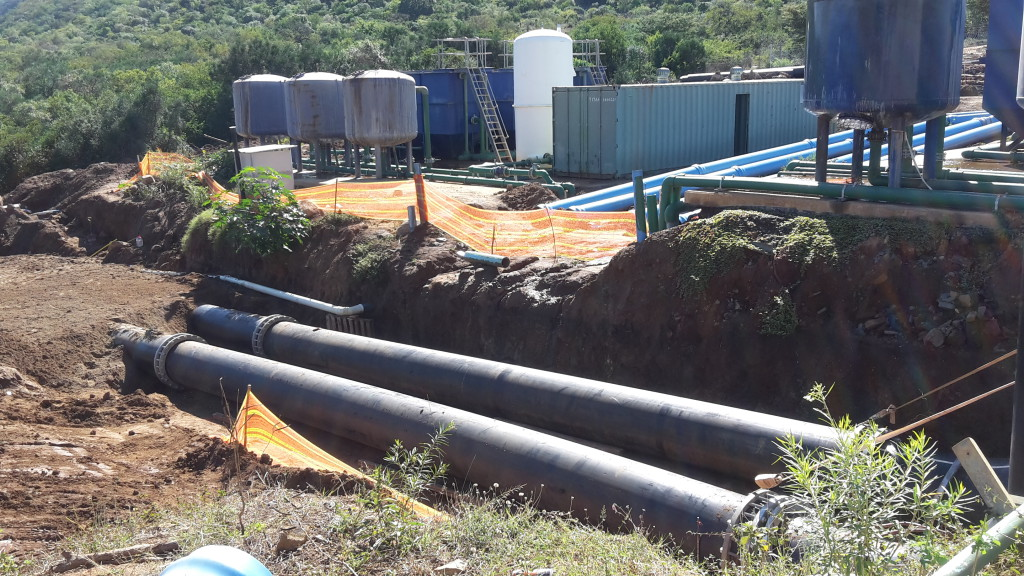 Based in Nongoma in KwaZulu-Natal, the water purification plant, along with reservoir and access road, was first commissioned in 2015 as part of a long-term project.