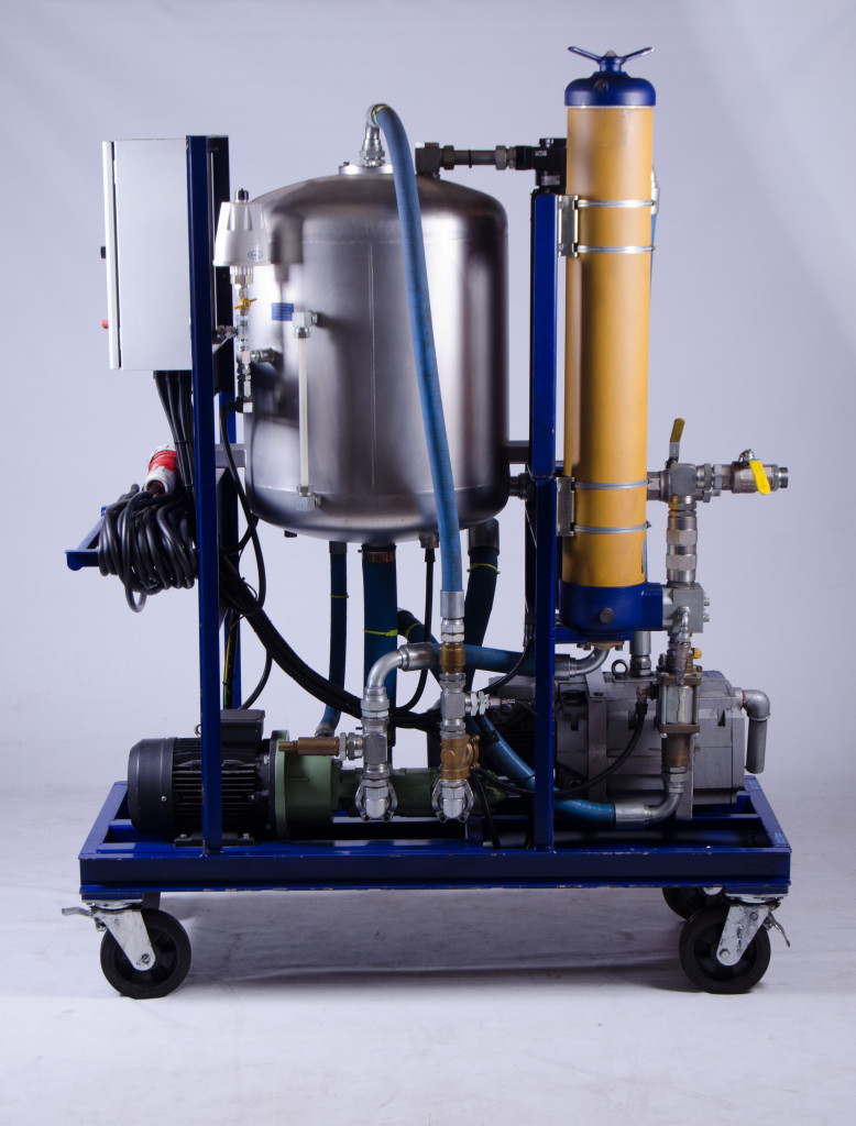 Industrial Filtration Equipment : Clear future ahead for applied filtration services
